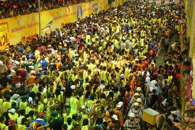 Abuso das Drogas no Carnaval